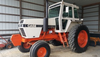 Case 2390 130Hp 2575Hr Tractor