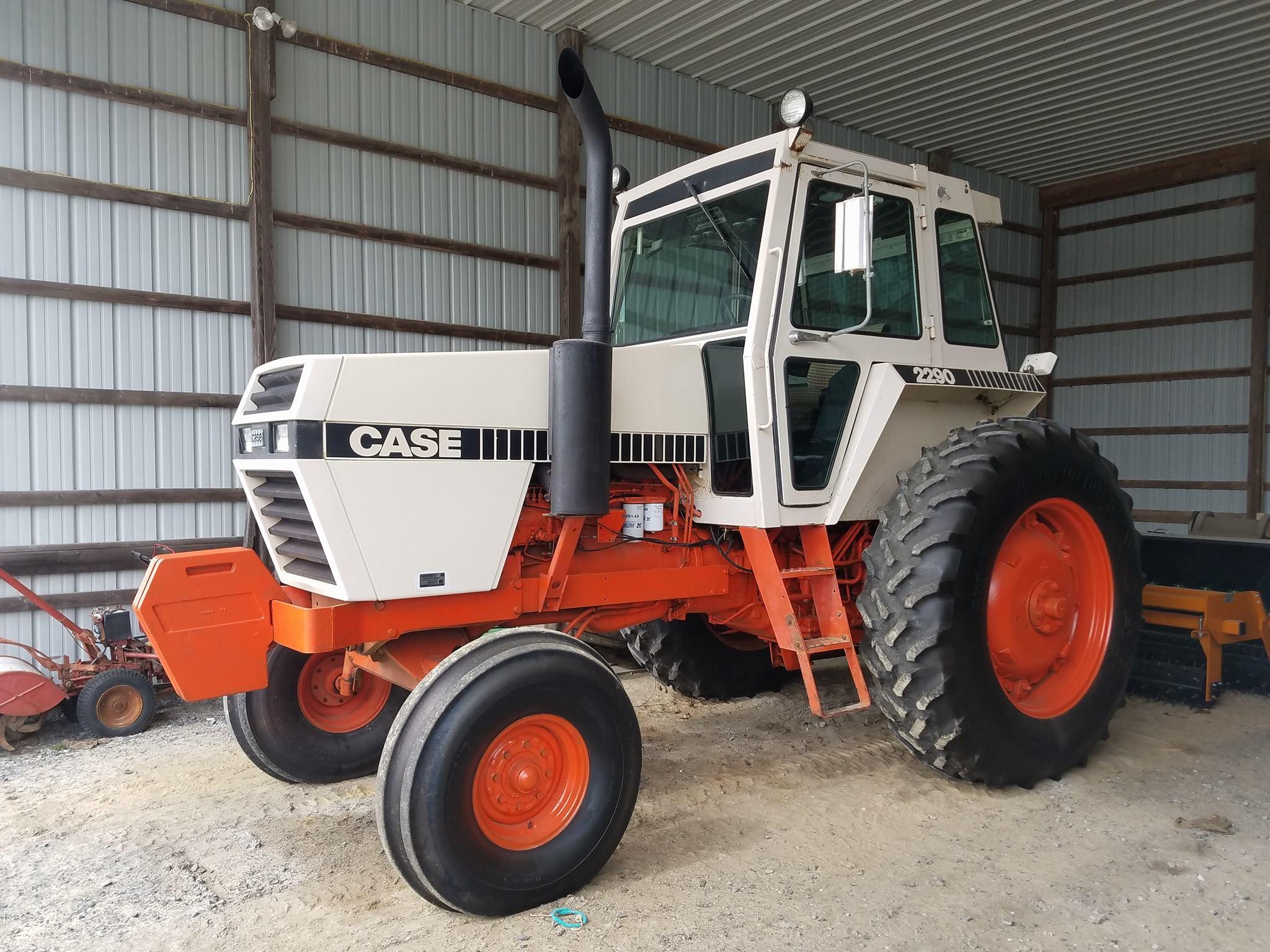 Case 2390 130Hp 2575Hr Tractor
